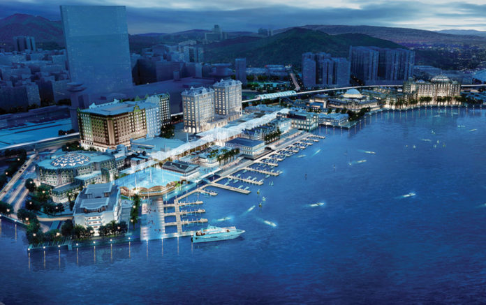 Macau | Legendale Hotel new construction plan yet to receive green