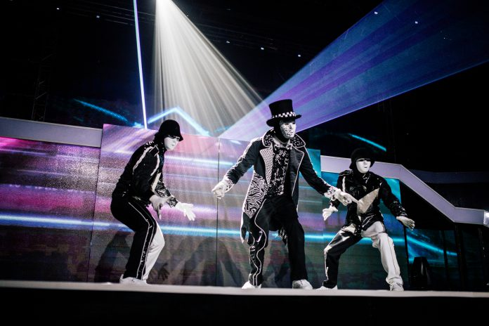 Sponsored Feature | Jabbawockeez thrills Hip-Hop dancing fans at MGM