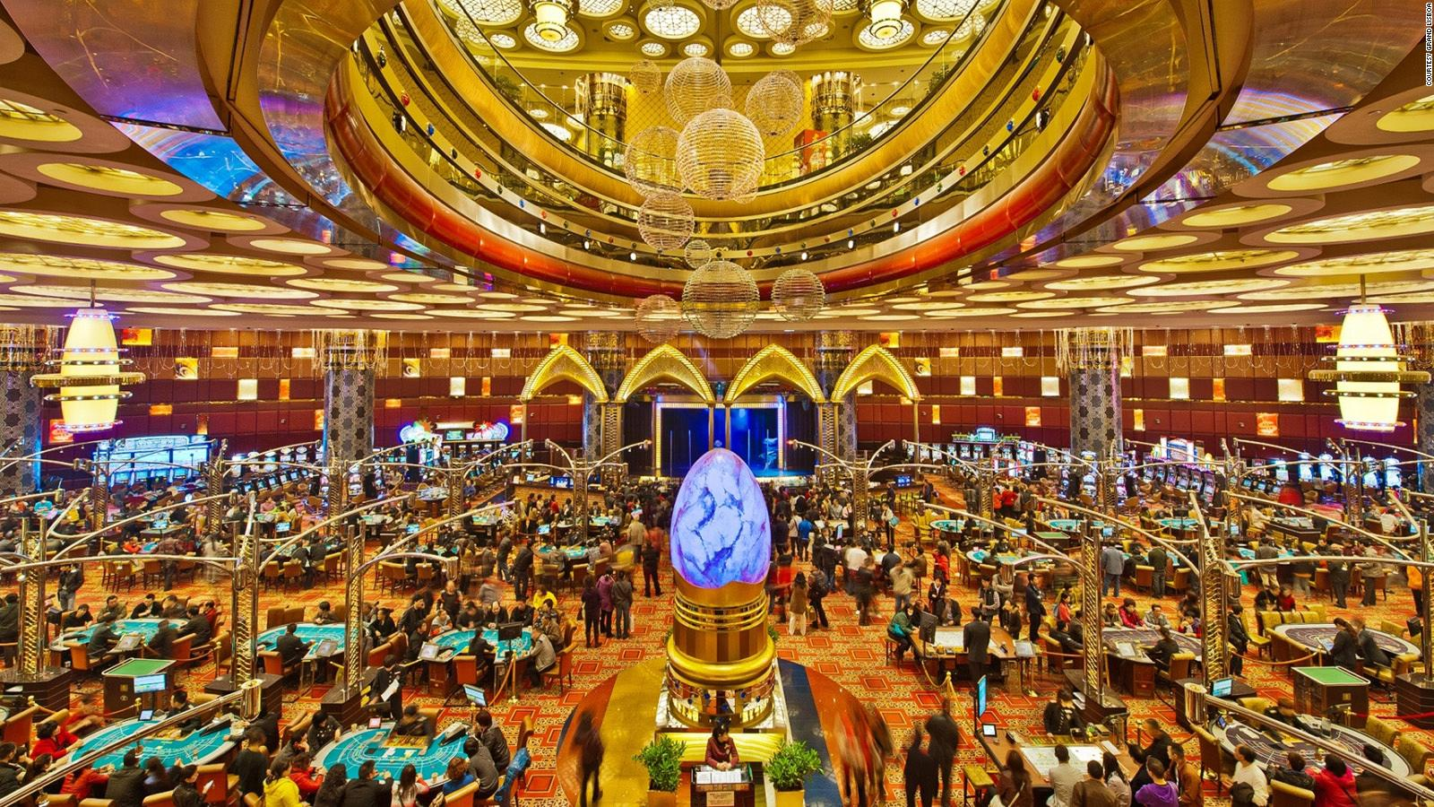 New Casino Macau